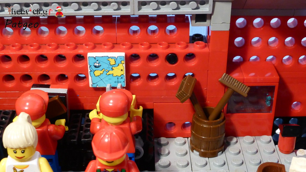 "[BuildtheBrick #2]: ""Santa's Workshop"" 23634051585_967eaca973_b"