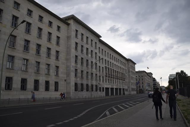 Antigua sede de la Luftwaffe