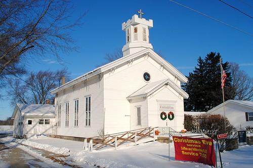 Spring Prairie Methodist Church