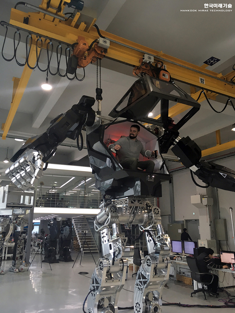 Испытания робота METHOD-2