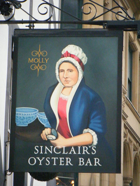 Manchester - Sinclairs Oyster Bar