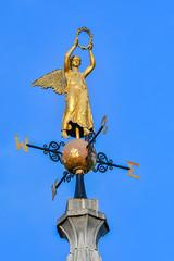 Robbies Angel - Burslem Town Hall