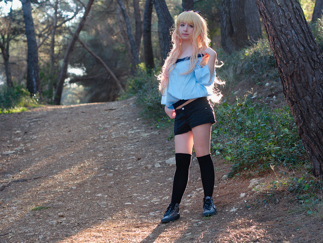 Shooting Sheryl Nome - Macross Frontier - Cannes - 2016-12-30- P1630623