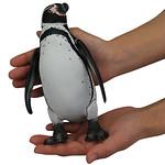 可愛又擬真的企鵝來啦! Sofubi Toy Box011 企鵝(漢波德企鵝)フンボルトペンギン