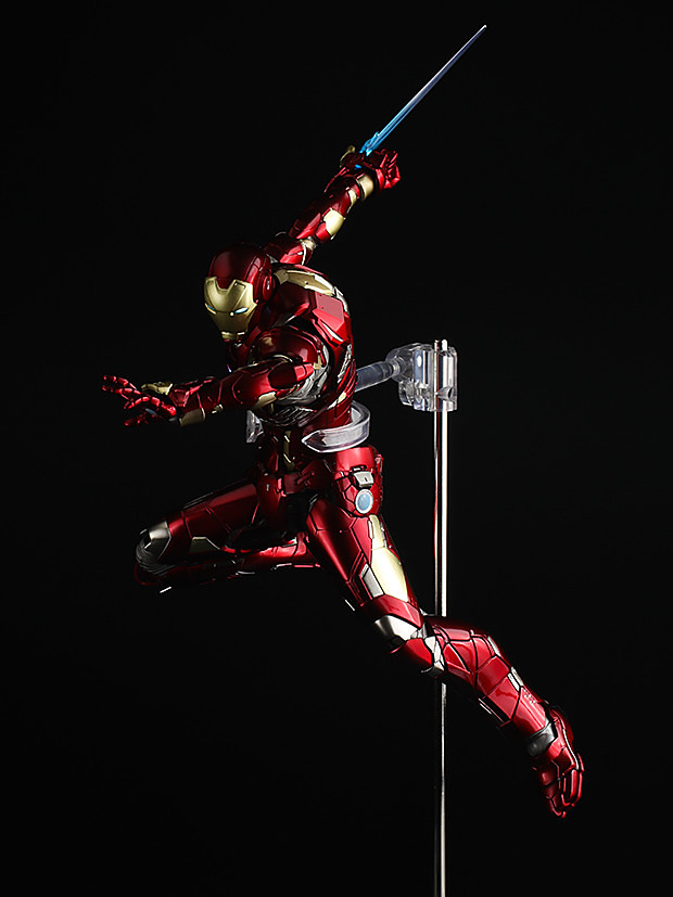 WF2017 WINTER 限定販售!千值練 RE:EDIT IRON MAN #09 NEW CENTURY IRON MAN 鋼鐵人