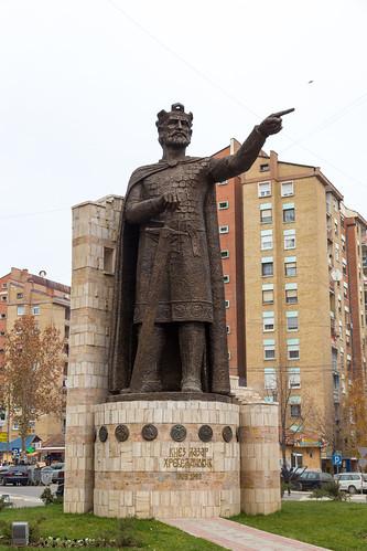 prince lazar of serbia kosovo mitrovica kosovska косовска митровица serbian косово kosova