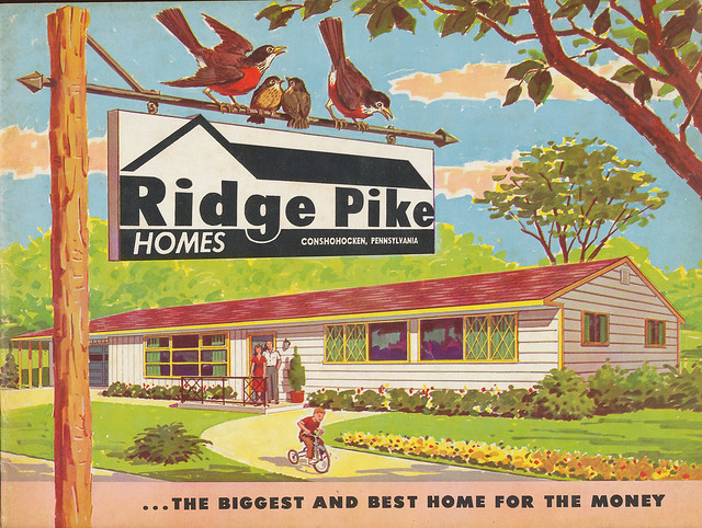 Ridge Pike Homes Catalog