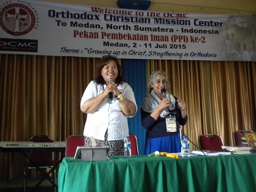 OCMC News - He is Love – Teamwork in Indonesia