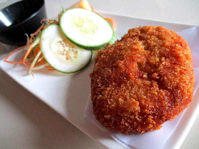 Potato korokke