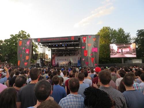 Pitchfork Music Festival 2015