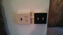 Front Hall Switch (After)