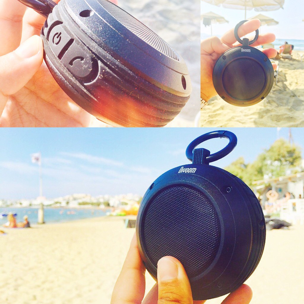 Divoom Voombox Speaker-It's Travel O'Clock