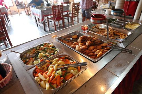 印尼料理自助餐
