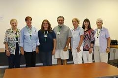 Sharon Plocher, Jennifer Trevino, Susan Powell, , Cheryl Jacobson,  , Shirley Devan