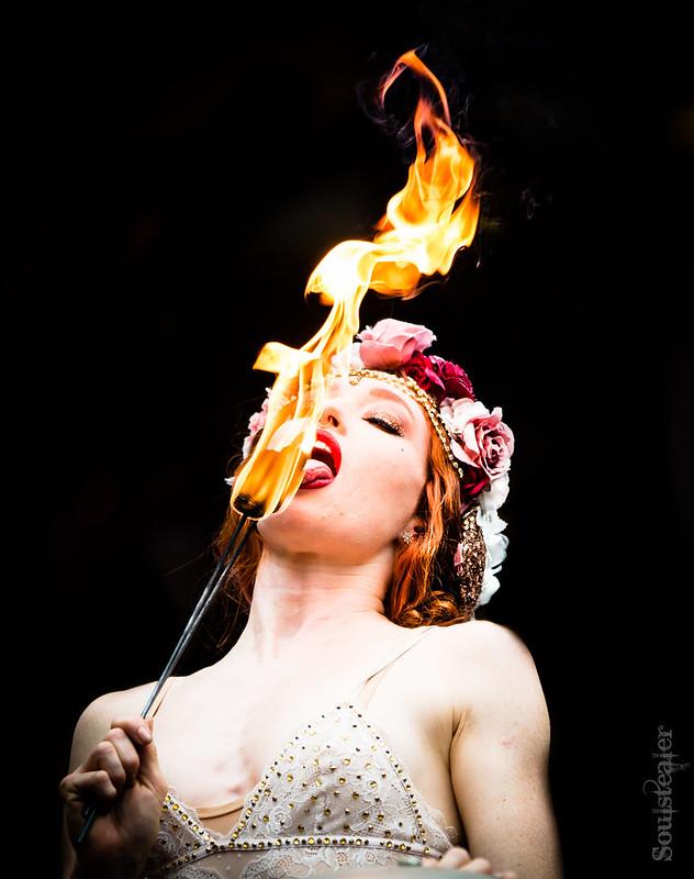 Taste The Flames