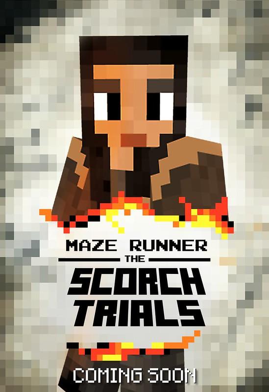 Maze Runner: The Scorch Trials Minecraft