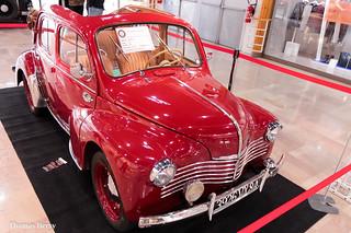 Renault 4CV Découvrable 1952
