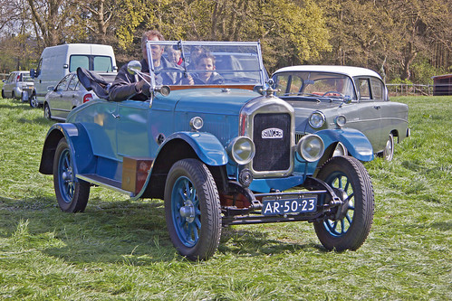 Singer 10/26 Roadster 1925 (1849)