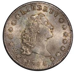 Lord St. Oswalld 1794 Dollar