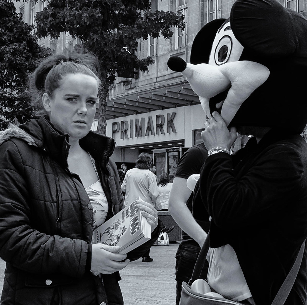 Mickey and Friend