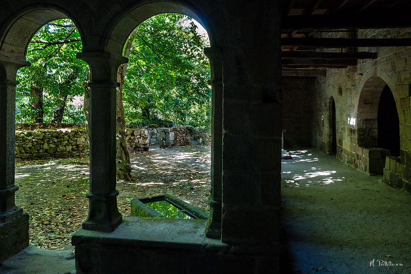Monasterio de Santa Cristina de Ribas del Sil