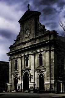 Église Notre-Dame-de-Grâce, Montréal.