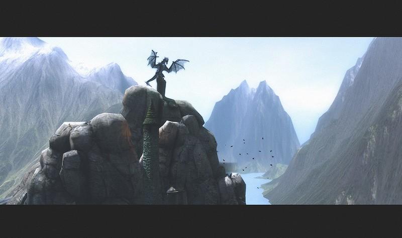 Calas Galadhon - Valyria