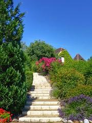 Steps - Photo of Saint-Laurent-des-Bâtons