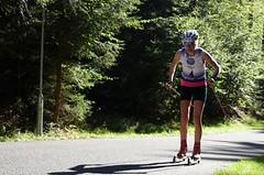 Kompletní špička českého běžeckého lyžování závodí o víkendu na kolečkách