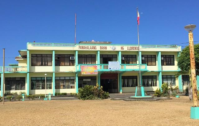 Llorente Municipal Hall - June 2015