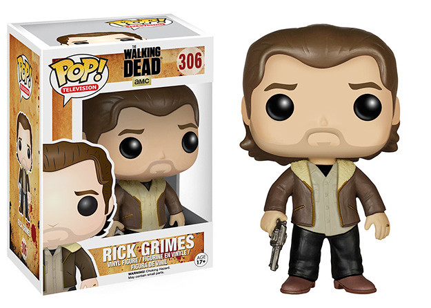 FUNKO POP! TELEVISION 系列【陰屍路】The Walking Dead