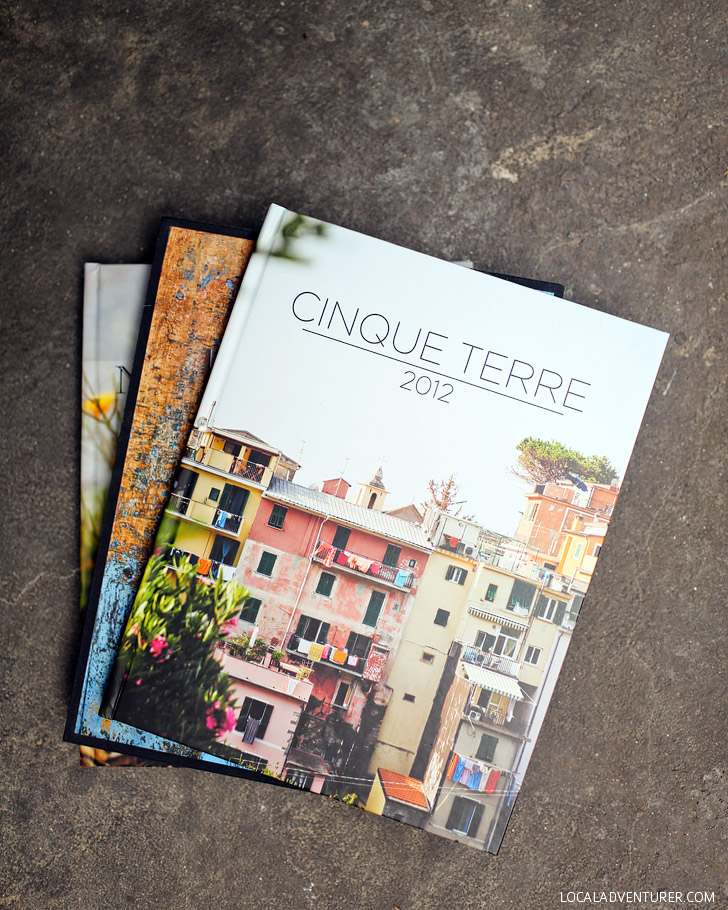 Printed Coffee Table Books (15 Wonderful Ways to Keep Track of Your Travels).
