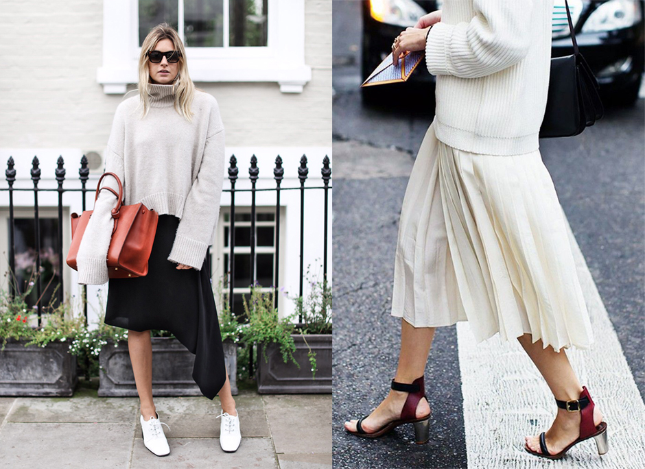 cream-sweaters-how-to-wear-street-style