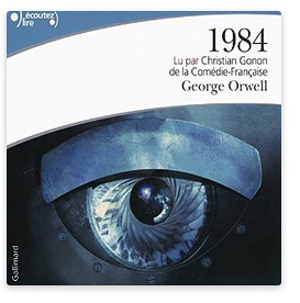orwell 1984 audible