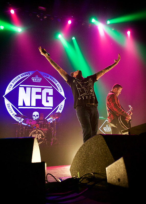 New Found Glory @ The Pageant
