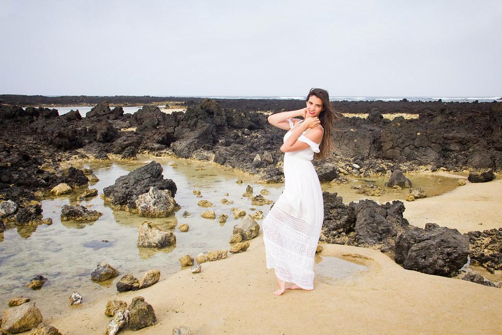 Model Photography Lanzarote
