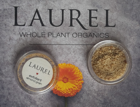 Laurel Whole Plant Organics Facial Exfoliant Review