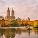 New York City Autumn Central Park West Fall Foliage by Vivienne Gucwa