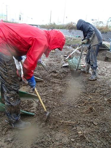 茨城・常総 豪雨水害ボランティア(援人 1108便)