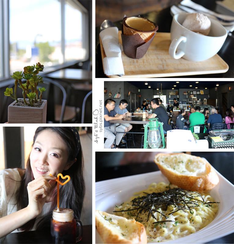 Bleu House,Asian Fusion Restaurant,cafe,餐廳,食記,試吃,Hacienda Heights,咖啡廳