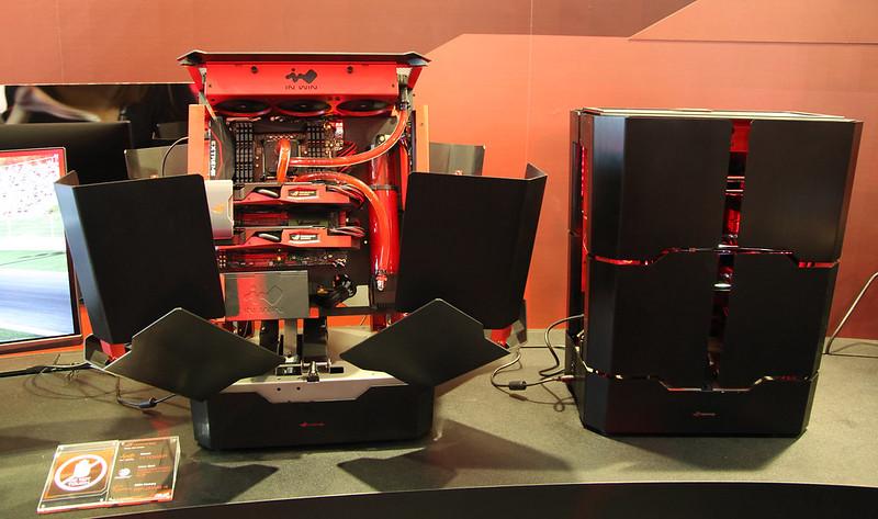 In Win ra mắt thùng máy phiên bản giới hạn H-Tower đạt chứng chỉ ROG Certified - 97865