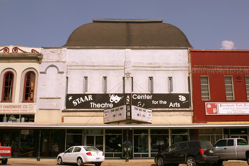 Antoinette Hall Opera House / STAAR Theater - Pulaski, TN