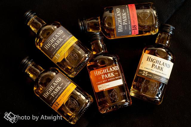 From Highland Park distillery