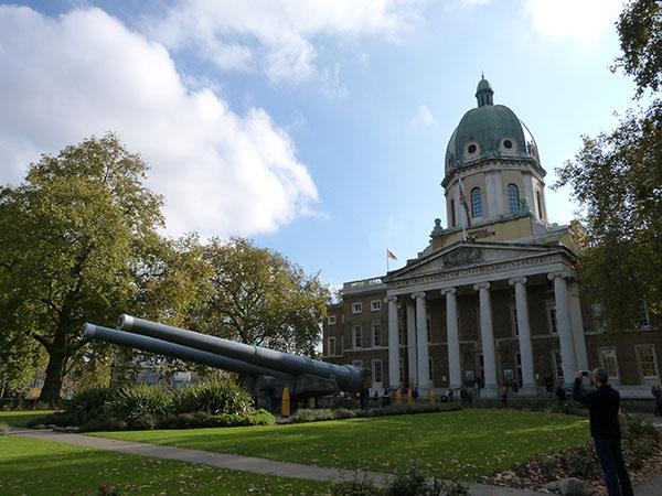 le musée des guerres  impériales