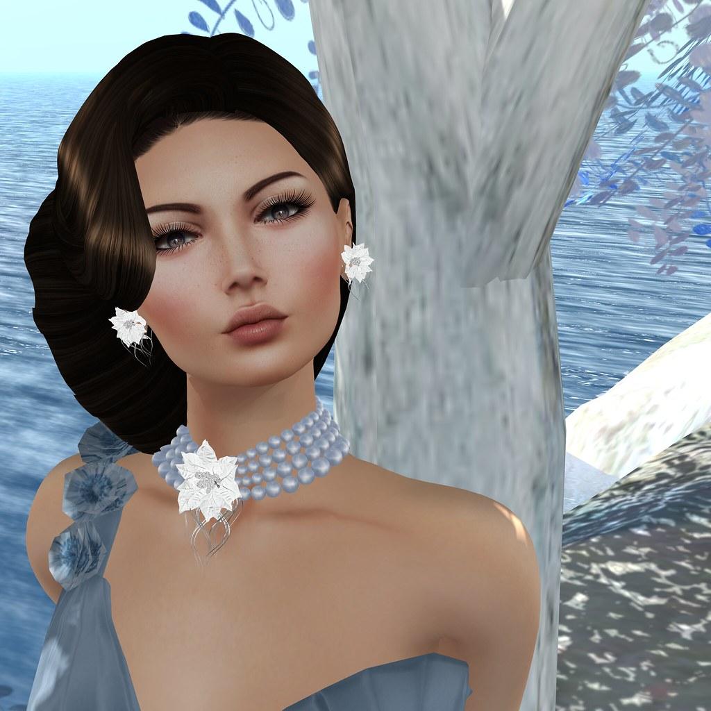 Santa Baby v3 Elite, Zuri Rayna Jewelry, hair by EMOtions, Reiko catwa applier by DeeTaleZ