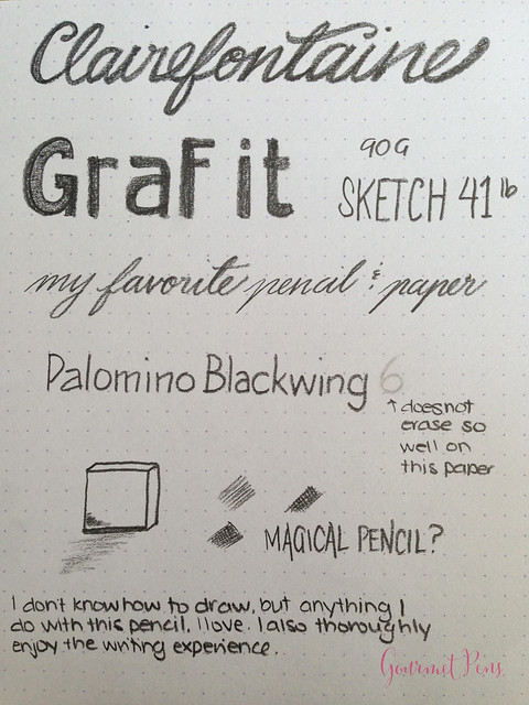 Review Palomino Classic Blackwing Pencils @BureauDirect (17)