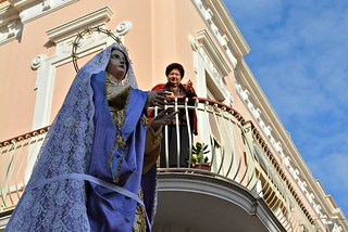 Noicattaro. Festa dell'Immacolata Concezione 2015 front