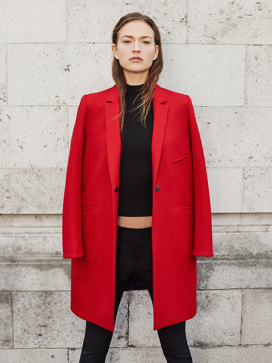 Zara Winter 2015 Coat Edit