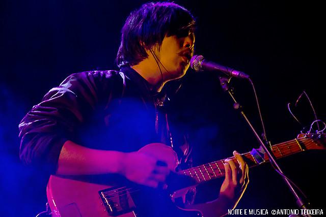 Dustin Wong - Teatro Sá da Bandeira '15