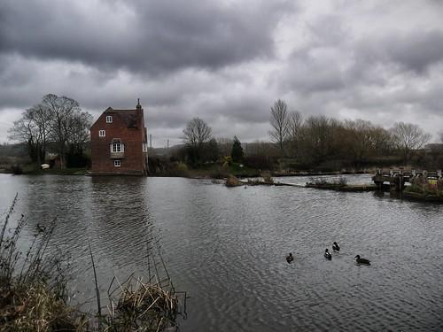 Fladbury Mill